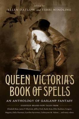 Cover of Queen Victoria's Book of Spells