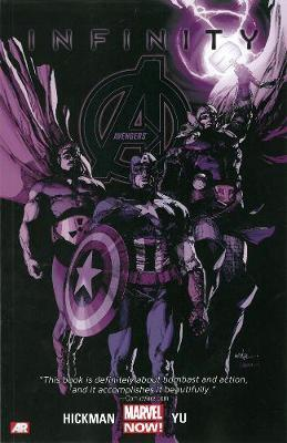 Cover of Avengers Infinity 4