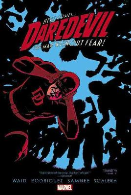 Cover of Daredevil volume 6