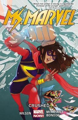 Cover of Ms Marvel 3