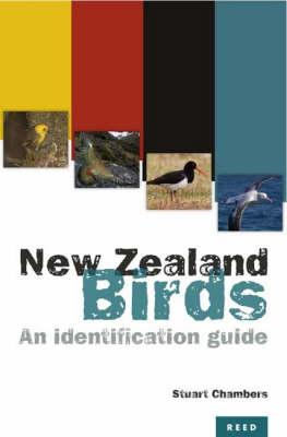 Cover of New Zealand birds an identification guide