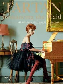 Cover of Tartan: Romancing the plaid