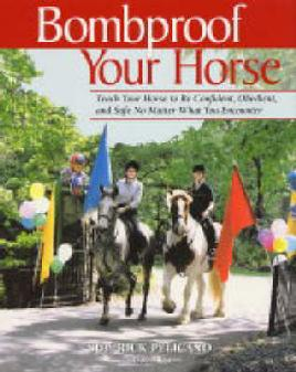 cover for Bombproof your horse