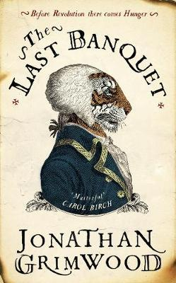 cover of The last banquet