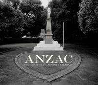 Book cover of ANZAC