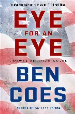 Cover of Eye for an Eye