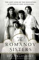 Book cover of The Romanov sisters