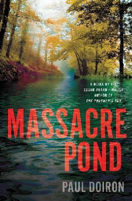 Cover of Massacre Pond