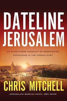 Cover of Dateline Jerusalem