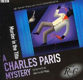 Cover of Murder in the Title