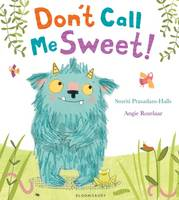 Cover of Don't call me sweet