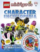 Cover of Lego Minifigures Character Encyclopedia