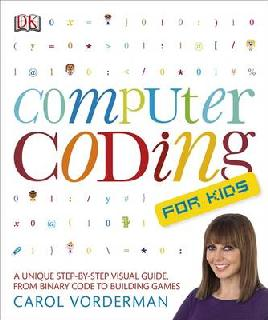 Cover of Computer Coding for kids