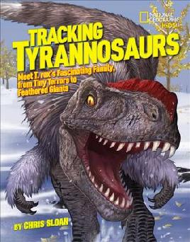 Cover of Tracking Tyrannosaurus