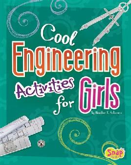 Cover of Cool engineering activities for girls