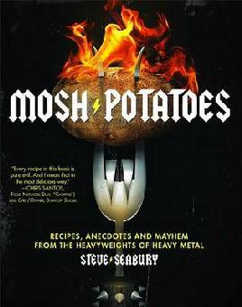 Cover of Mosh potatoes