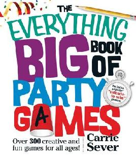 Cover of The Everything Big Book of Party Games