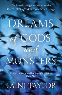 Cover of Dreams of gods and monsters