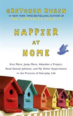 Cover: Happier At Home