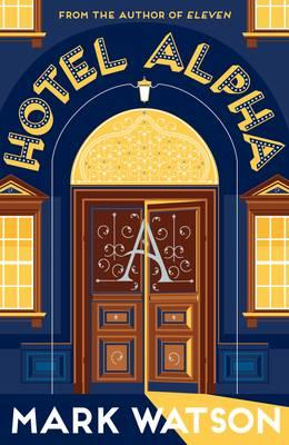 Cover of Hotel Alpha