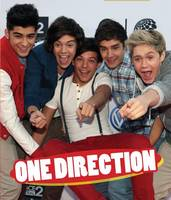 cover of One Direction