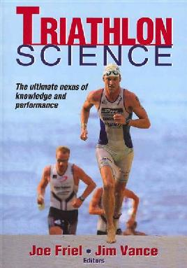 Cover of Triathlon Science