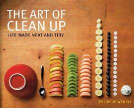 Book Cover: The art of clean up