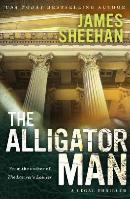 Cover of The Alligator Man