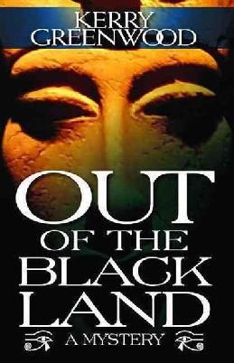 Book cover of Out of the black land