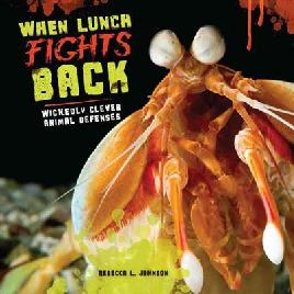 Cover of When Lunch Fights Back