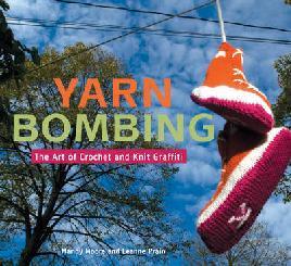 cover of Yarn Bombing