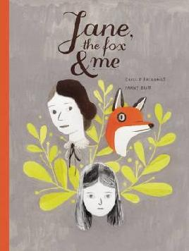 Cover of Jane, The Fox & Me
