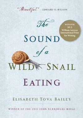 Cover of The Sound of a Snail Eating