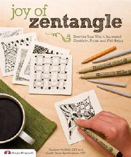 Cover of Joy of Zentangle