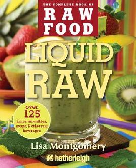 Cover image for Liquid Raw