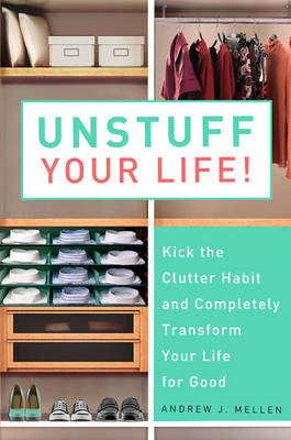 Book cover: Unstuff your life