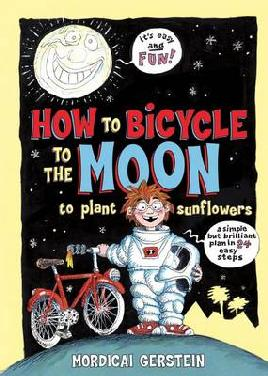 Cover of How to bicycle to the moon