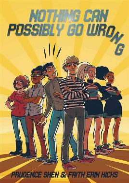 Cover of Nothing Can Possibly Go Wrong.