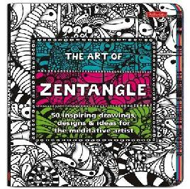 Cover of The Art of Zentangle