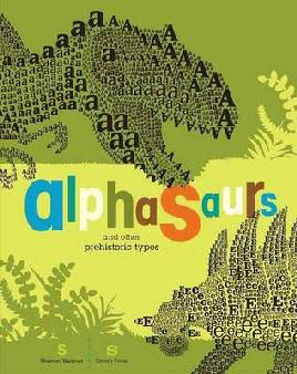 Cover: Alphasaurs and Other Prehistoric Types
