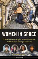 Cover of Women in Space
