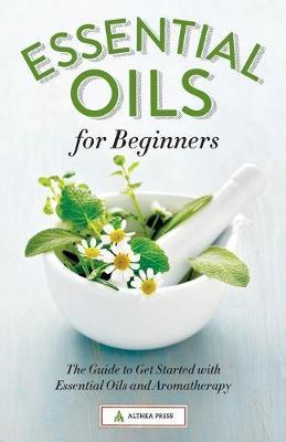 cover for Essential oils for beginners