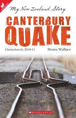 Cover of Canterbury Quake