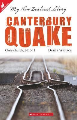 Cover of Canterbury Quake