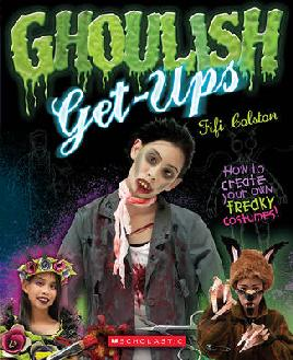 Cover of Ghoulish Get-Ups