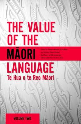 Cover of The Value of the Maori Language