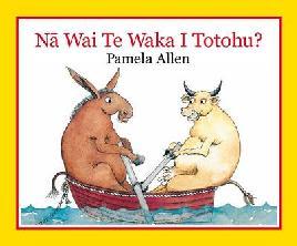 Cover of Nā wai te waka i totohu?
