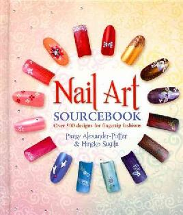 Cover of Nail Art Sourcebook