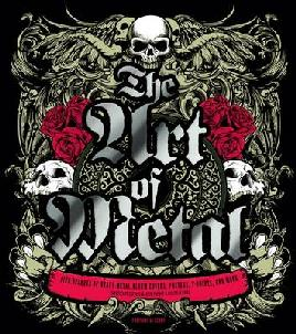 cover of The art of metal