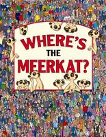 Cover: Where's the Meerkat?